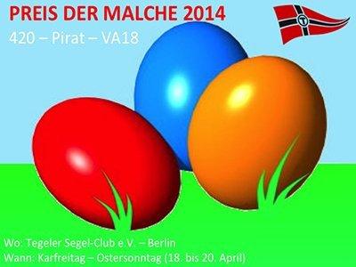 PREIS DER MALCHE 2014 Ostern