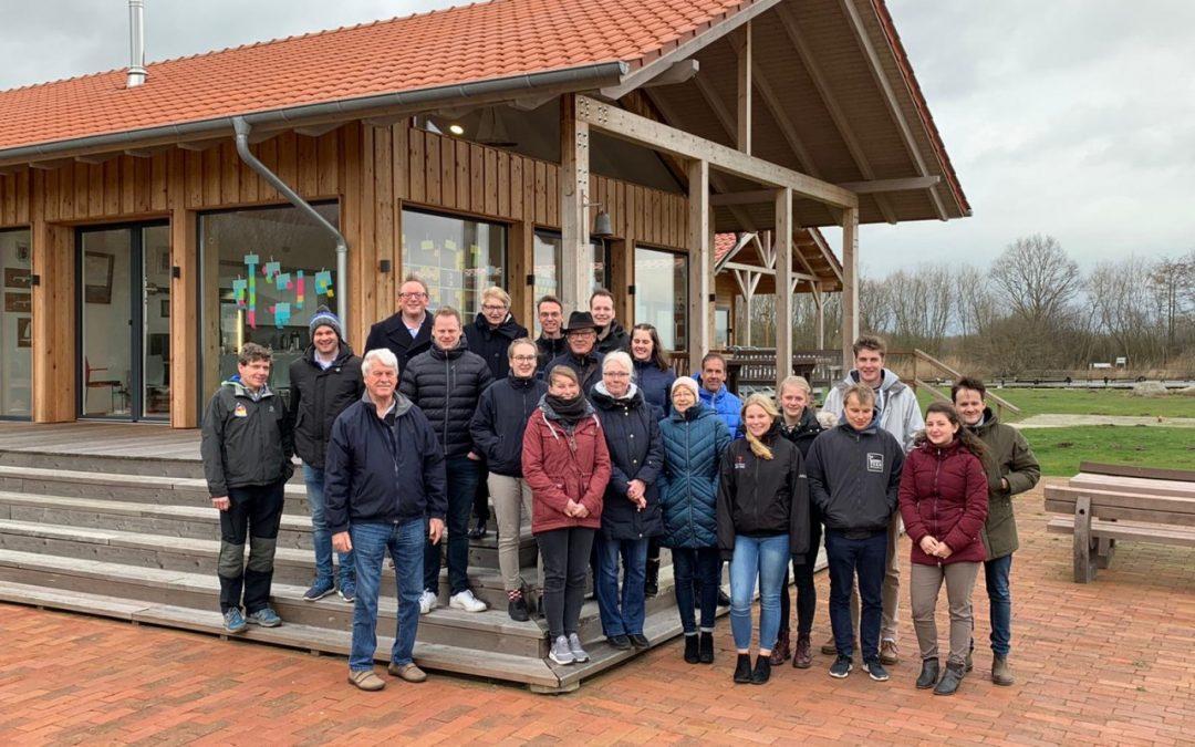 Wintermeeting im SC Clarholz/ Dümmer