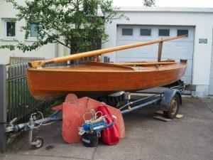 Mahagoni-Pirat von Walser vom Starnberger See