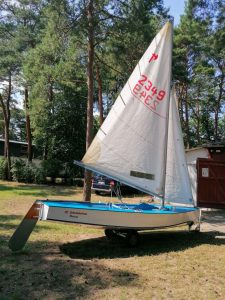Pirat 2349, Baujahr 1986