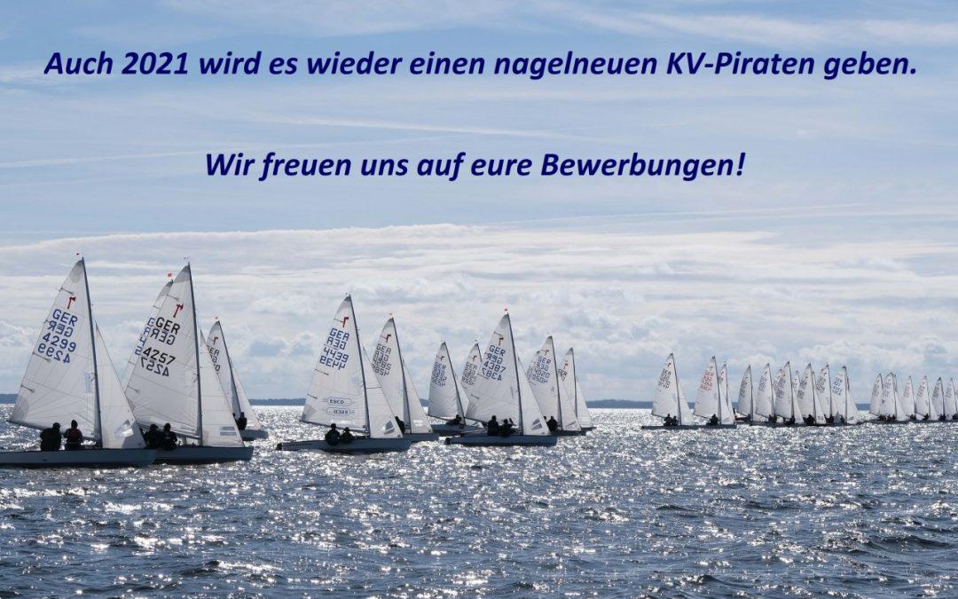 Bewerbt euch und werdet Piraten!