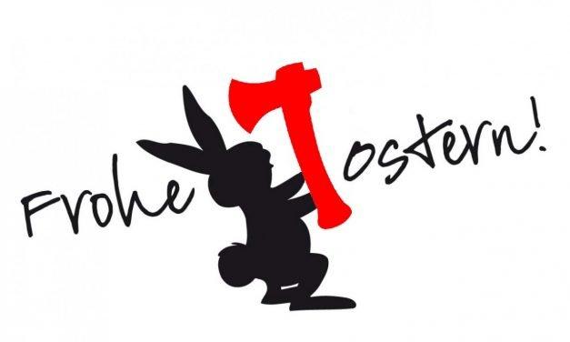 Die Piraten-Klassenvereinigung wünscht frohe Ostern und sonnige Frühlingstage!