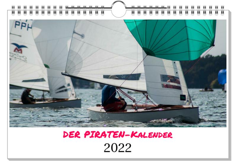 Jahreskalender für und von Piratenseglern